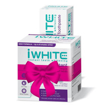 iWhite Oxygen Activated Teeth Whitening Kit (FREE Gift)