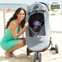 SnoozeShade Plus Deluxe - Single Prams & Buggie