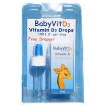 Baby Vit D (Vitamin D Drops)