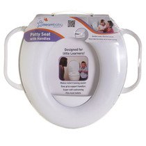 Dreambaby® Potty Seat with Handles - White