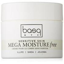 Basq Fragrance Free Mega Moisture Butter