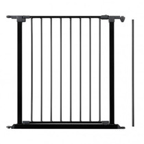 "BabyDan Configure /Flex Hearth ""GATE DOOR SECTION"" Black 72cm"