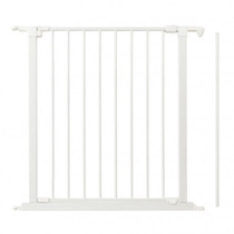 "BabyDan Configure /Flex Hearth ""GATE DOOR SECTION"" White 72cm"