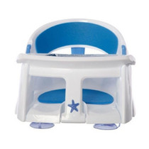 Dreambaby Bath Seat W/Foam Padding & Heat Sensor