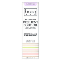 Basq Resilient Body Stretch Mark Oil - Lavender Basq