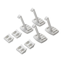 Babydan On-Off Drawer Locks - 4 Pack BabyDan
