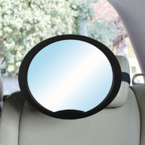Babydan Adjustable Rear Seat Wide Angled Mirror - Large BabyDan