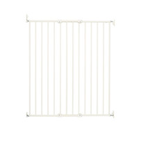 Babydan Quick Release Extra Tall Safety Gate White