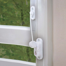 Dreambaby Window Restrictor - Keyless  in use