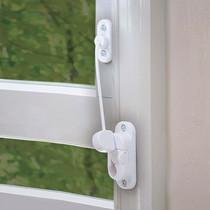 Dreambaby Window Restrictor - Keyless  in use
