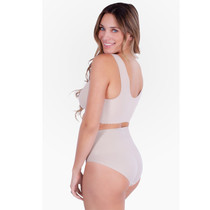Belly Bandit C-Section & Recovery Hipster Briefs - Nude