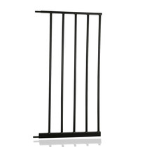 Bettacare Child and Pet and Cat Flap Matt Black Extra Tall Extension 32.4cm