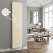 Premium Dual Fabric Radiator Cover