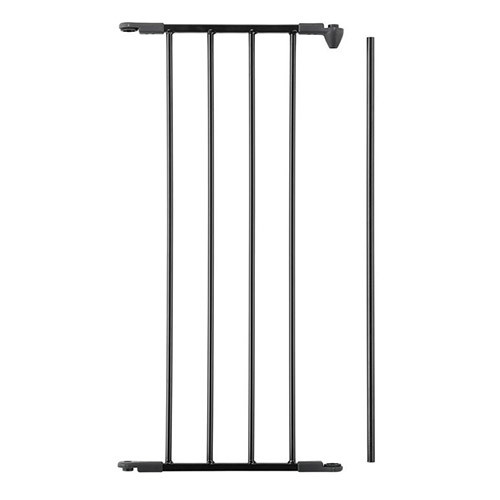 BabyDan 33 cm Extension Section - Black