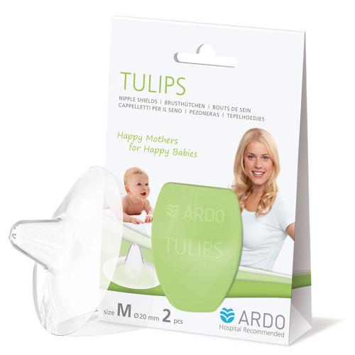 Ardo Tulips Nipple Shields Size M