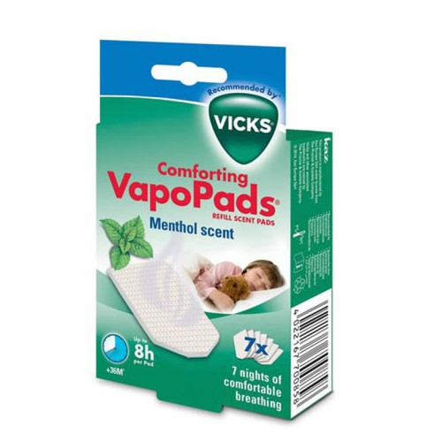 Vicks VapoPads (over 36mths)