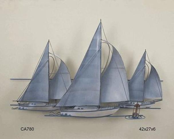 At The Races Sailboats