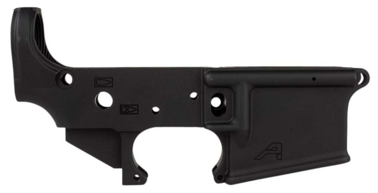 aero precision lower ar 15 ar platform multi caliber black hardcoat