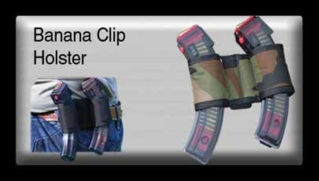 Superior Concepts 10 22 Banana Clip Holster Black Impact Guns