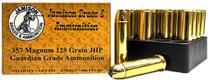 Jamison .357 Mag, 125 Gr, 20rd/Box