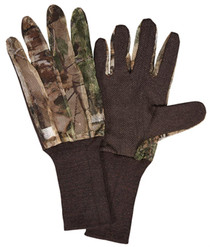 Hunters Specialties Net Gloves Xtra Green