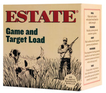 """Estate Game and Target Load 12 Ga, 2.75"""", 1 ounce, 7.5 Shot, 1290 FPS, 25rd/Box, 10 Box/Case"""