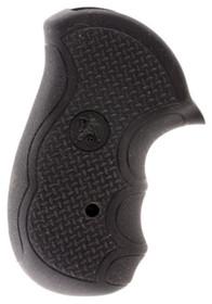 Pachmayr Diamond Pro Grip Enhancer, Ruger, Black Polymer/Rubber