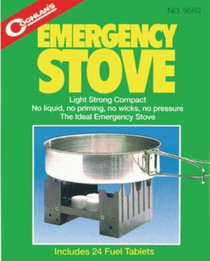 Coghlans Emergency Survival Stove, W/24 Heat Tablets
