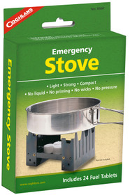 Coghlans Emergency Survival Stove, W/24 Heat Tablets#2