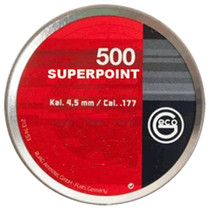 GECO .177 BB Superpoint Lead 500 Count