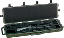 Pelican Storm Rifle Case Strong HPX Resin Smooth