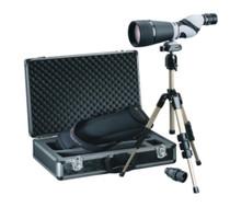 Leupold Kenai HD Spotting Scope 25-60X80mm And 30X80mm Straight Eyepiece, Waterproof, Compact Tripod And Case