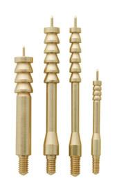 Gunslick Cleaning Benchrest Brass Jag Tips 10/12 Gauge