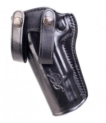 Kimber 1911 5-inch Inside waistband holster left hand natural leather Kimber logo
