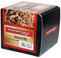 Norma Ammunition Norma Weatherby Unprimed Brass Cases .257 Weatherby Magnum