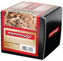 Norma Ammunition Unprimed Brass Cases 7.7 JAP