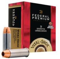Federal Premium 41 Remington Magnum Lead Flat Nose 250 GR 20rd Box