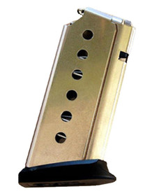 Boberg XR-9 Replacement Magazine 9mm 7rd Stainless Steel