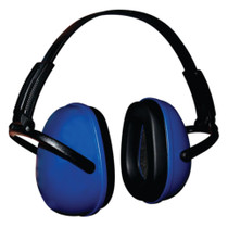 Peltor 3M Folding Earmuffs Blue