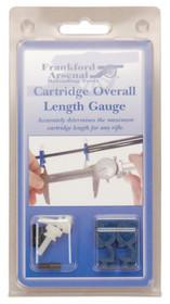 Battenfeld Technologies Frankford Arsenal Cartridge Overall Length Gauge