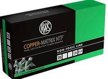 RWS Copper Matrix 223/5.56 42 Gr Non Toxic Ammo 20 Round