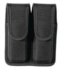 Bianchi 8002 PatrolTek Double Magazine Pouch Size 2 Black