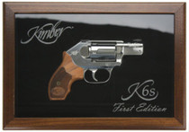 Kimber K6S Revolver, 1st Edition.357 Magnum W/Case