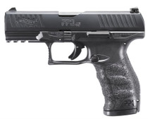 "Walther PPQ M2 45ACP 4"" Barrel Black Finish 12 Rd Mags"
