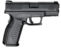 "Springfield Armory XDM 9mm Black 3.8"" Barrel 19rd Mag"