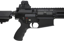 "LMT 308 Modular Weapon System. 16"" Sopmod stock and Defender lower.#2"