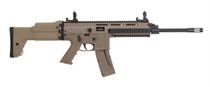 "ISSC Austria MK22 SCAR Rifle, 22LR, Desert Tan, 16"" Barrel, 22 Rd Mag#2"