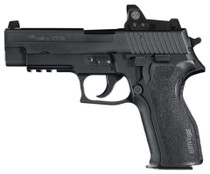 "Sig P226R W/Romeo Package 9mm 4.4"" Barrel Night Sight 10rd Mag"