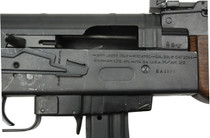 ARMI JAGER ITALIAN AK-22 .22LR MACHINE GUN, Transferable#2
