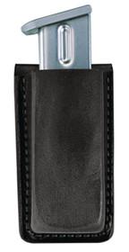 Bianchi 20A Open Single Magazine Pouch Plain Black Size 2